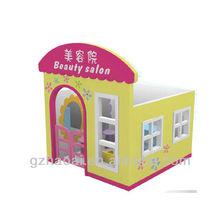 A-09804 Cheap Kids Wooden Sweet Doll House