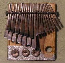Mbira. marimba.hosho