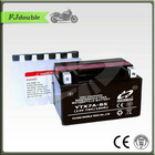 YTX7A-BS Rechargeable Dry charge Motorcycle battery 12V7AH