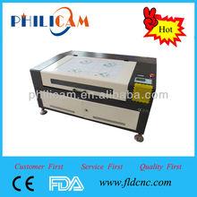 FLDJ6040 cnc laser machine /laser tube