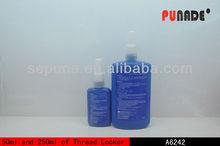 Hot sale 2013 china anaerobic threadlocker adheive/sealant/glue/ Contact Cement/Binder/Agent/Sealer Sealing and Locking
