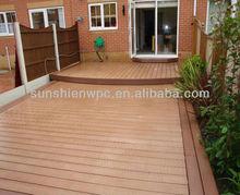 easy installation,anti-skid,environmental-friendly,popular,wpc diy waterproof outdoor decking floor