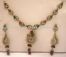 Wholesale artificial gemstone jewellery of Jaipur