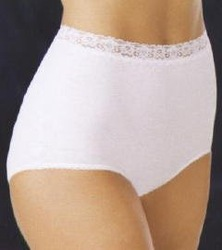Vanity Fair Perfectly Your Stretch Lace Band Cotton