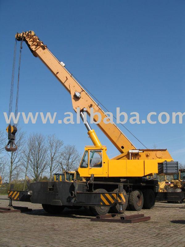 Gottwald TMK 100 - 44 110 tonnes industrielle cour grue