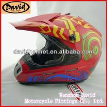 ECE&DOT standard cross helmet / street helmet