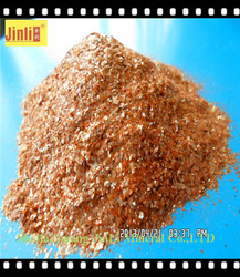 golden suppliers vermiculite in construction material