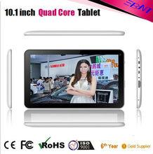 10 inch quad core tablet for bulk order