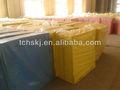 Esponja de celulose comprimido bloco, natural esponja de celulose
