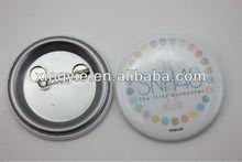 custom made cheape security tin badge