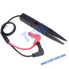 SMD Tweezer Test Clip Meter Probe Multimeter Capacitor