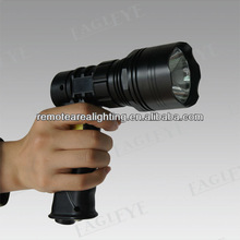 !new 2013 cree led power style flashlight T6 10W LED 4.2V3Ah Lithium 500lm rechargeable aluminum light garden lamps
