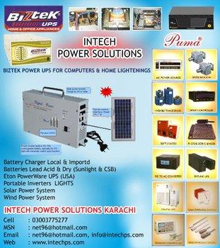BIZTEK SOLAR SYSTEM , CHEAPEST PRICE IN PAKISTAN