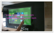 42 Inch Infrared IR Multi Touch Screen Panel Frame Overlay Real 6 touches FreeShipping By DHL,FedEX