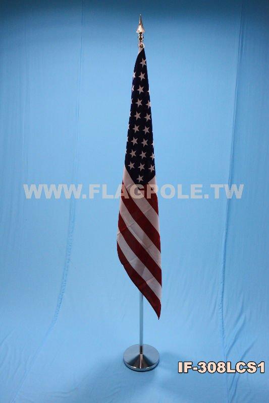 north korea flag pole. 8 FT INDOOR FLAG POLE