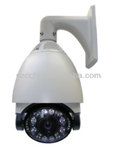 mini high speed dome camera 360 degree Continuous Rotation