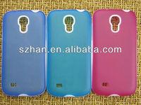 New Two part Piastic Bumper+Matte TPU Soft back Case For Samsung Galaxy S4 Mini i9190