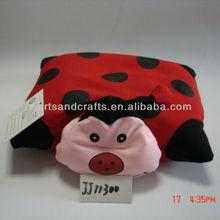 mIcrobeads spandex cushion kids funny cushion