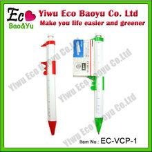 Hot Promo Pens Usefull Student Ballpoint Pen Vernier Caliper Ball Pen