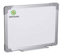 Aluminum frame portable whiteboard for education