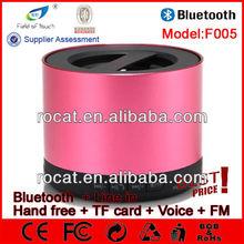 mini wireless speaker bluetooth read card speaker