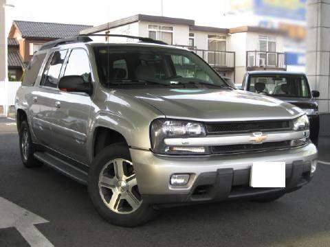 Chevrolet Trailblazer 2006. Chevrolet Trailblazer EXT LT