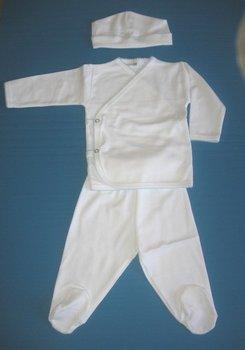 Layette set 100% Pima Cotton
