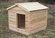 Insulated Cedar Dog Or Cat House