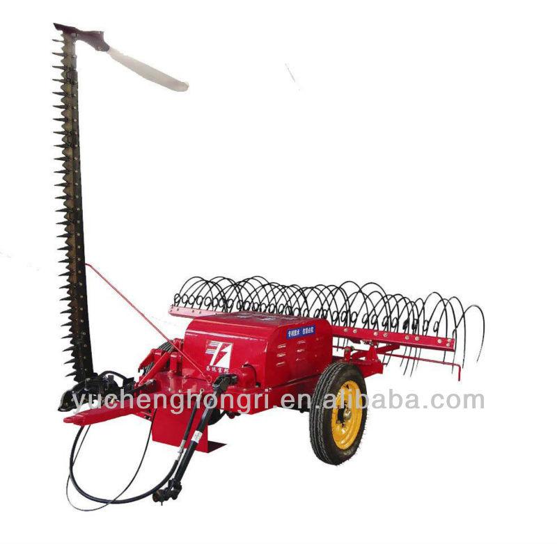 push rake machine