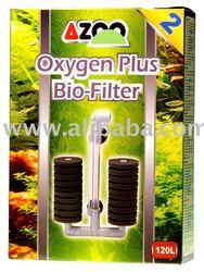 AZOO Aquarium Oxygen Plus Bio Filter-2