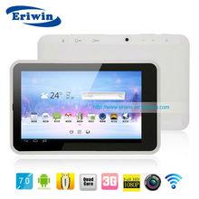 ZX-MD7010 MTK6577 dualcore 1G+8G1024*600 3GGPS dualcamera bluetooth mobileTV FM custodia+in+silicone+per+tablet+pc