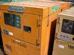 Used Denyo 90KVA Generator Sets