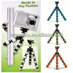 Good quality gripping spider gorillapod, digital camera tripod