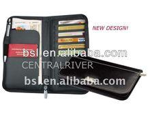 leather card holder / vinyl business card holder