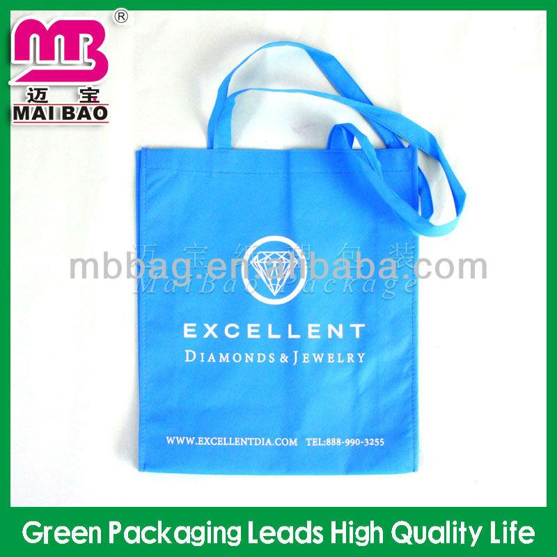 latest design customized style blue bags for orange fruit