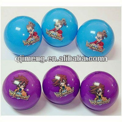 Adult kids toy balls TPU TPE TPR bouncing ball air bouncing ball