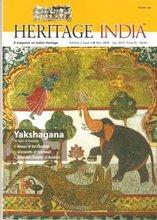 Heritage India Magazine Vol.2 Issue - 4 Nov 09- Jan 10