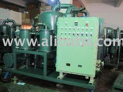 Transformer oil processing system