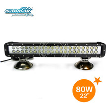"22"" 80W High Quality Auto Led Light Outdoor Bar SM6022-80"