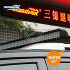 "41"" Super Bright LED Light Waterproof, LED Light Bars Off Road, LED Bar SM6022-160"