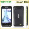 Wholesale lenovo phone 4.0'' waterproof lenovo A660 Android phone MTK6577