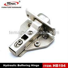 investment casting hinge