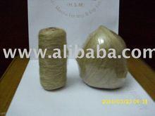 Hackled Sliver Flax Bobbins Spools, Cones, ,Balls