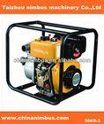 2014 Factory supply wholesale High quality Diesel water pump key generator mercedes