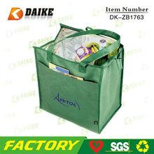 Flexible Popular Green Cooler bag DK-ZB1763
