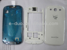 For Samsung galaxy s3 i535 complete housing oem new white