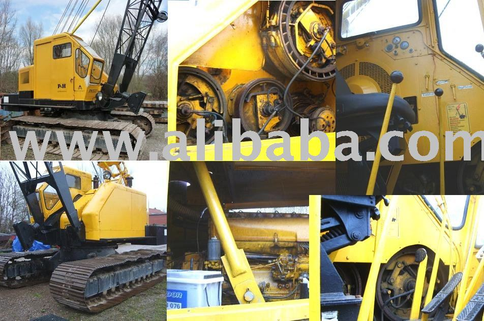 P&H CRAWLER CRANE 320 AVAILABLE FOR SELL