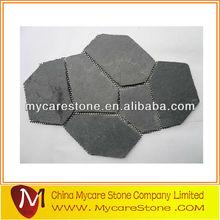 Meshed slate pattern, meshed slate tile
