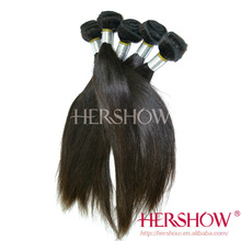 Hershow darling hot sale 5A grade peruvian hair weaving in hot sale PS1BS045