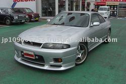 1995 NISSAN SKYLINE GT-R/Coupe/RHD/108700km/Gas/Petrol/Silver Used car
